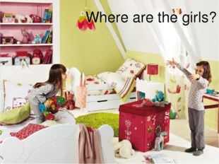 Where are the girls?