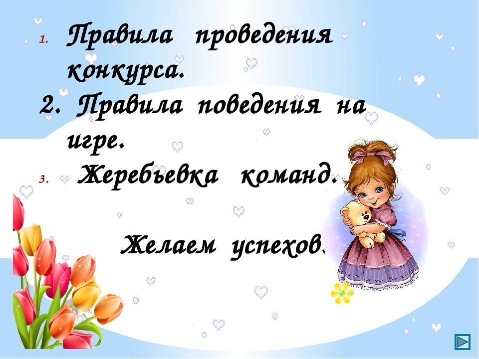 Первый этап. «ВИЗИТНАЯ КАРТОЧКА» Максимальный балл – 3.