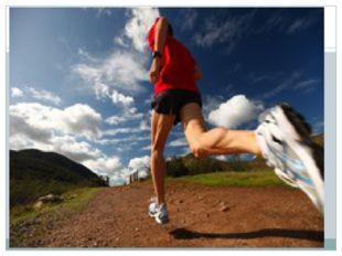 Вообще бег- это самое легкое физическое упражнение, которое является естеств