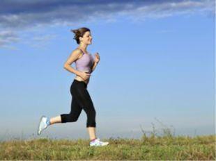 Во время бега активизируется жировой обмен. Люди, которые постоянно занимают