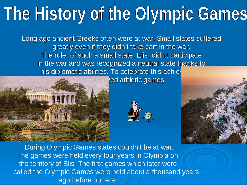 Long ago ancient Greeks often were at war. Small states suffered greatly even...