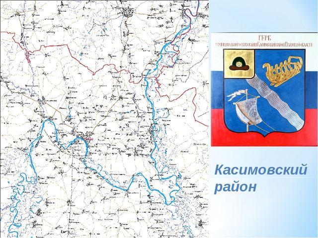 Касимовский район