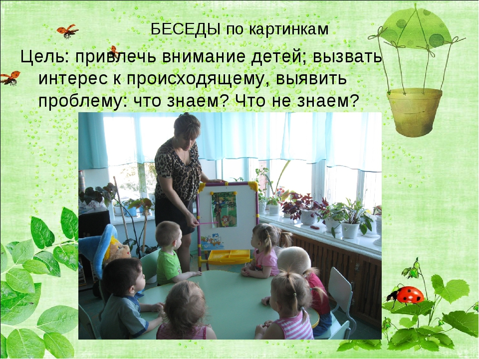 Цель: привлечь внимание детей; вызвать интерес к происходящему, выявить пробл...