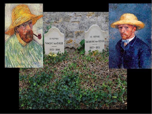 В последние месяцы своей жизни Ван Гог жил вОвер-сюр-Уаз, где он предпринял...