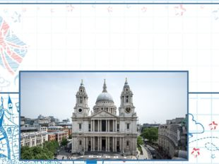 St Paul's Cathedral is located within the City of London on Ludgate Hill, the