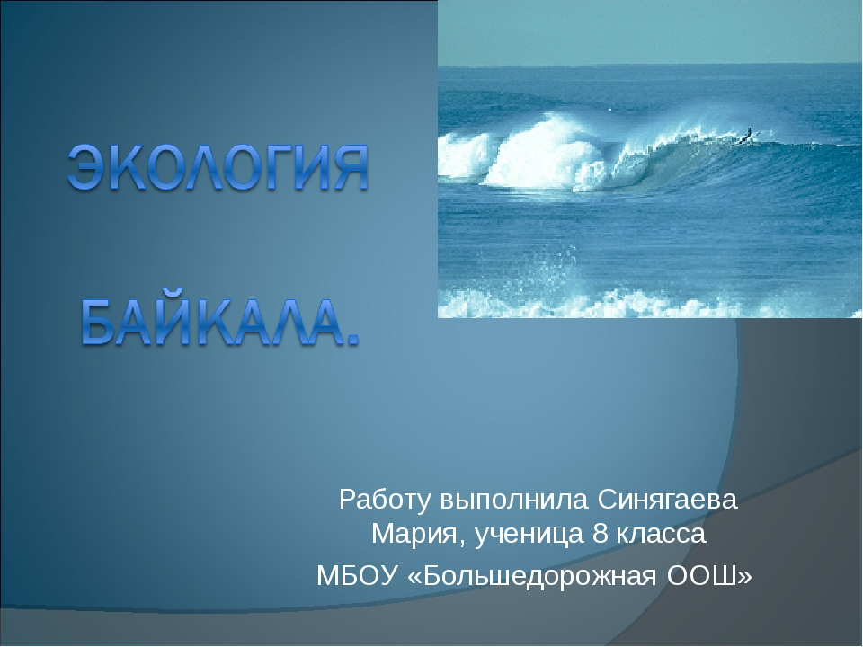 Работу выполнила Синягаева Мария, ученица 8 класса МБОУ «Большедорожная ООШ»