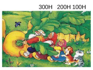 300Н 200Н 100Н 60Н 40Н