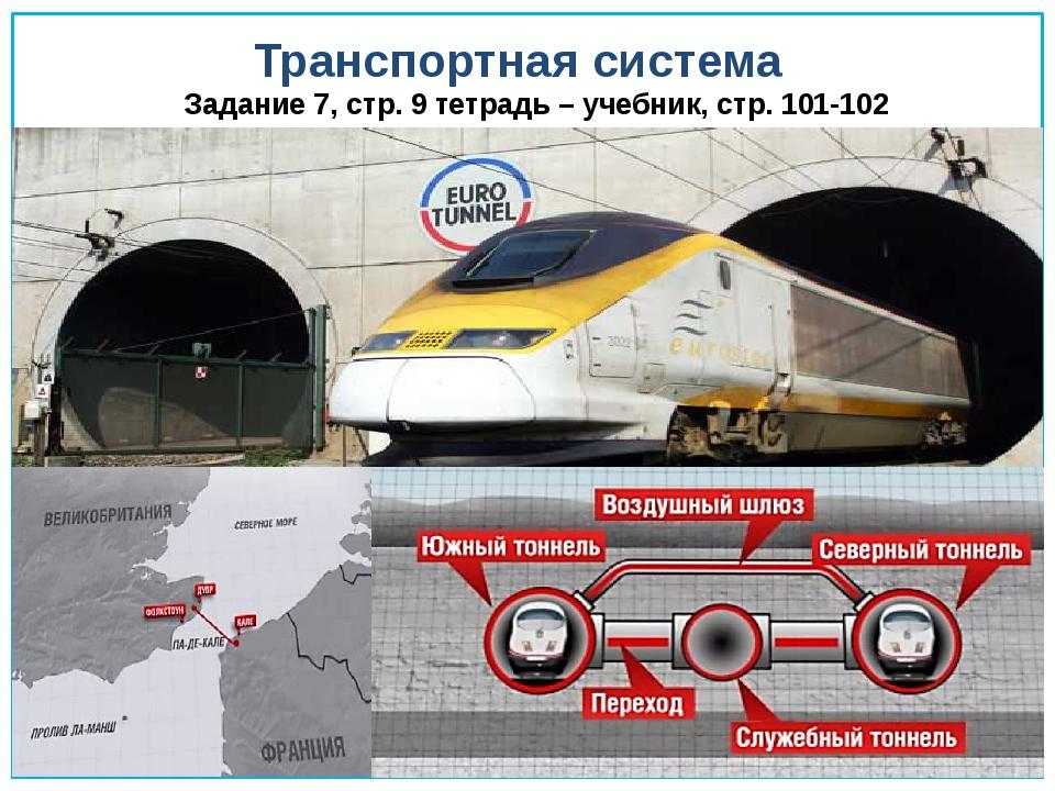 Транспортная система Первое место в мире по обеспеченности транспортной сетью...