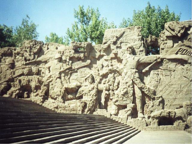 Стены руины