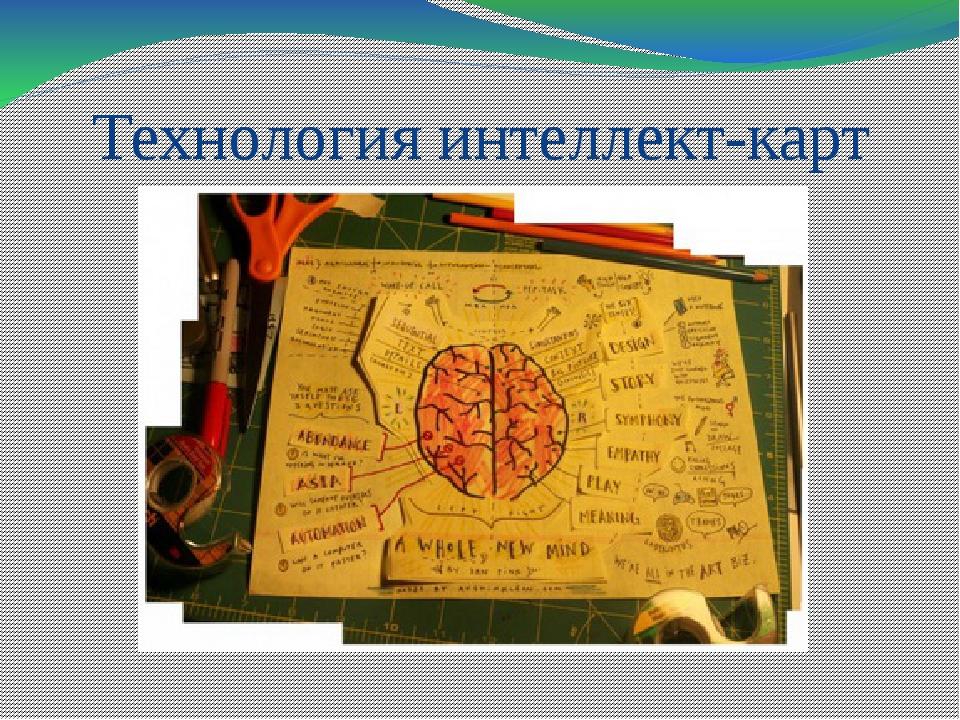 Технология интеллект-карт