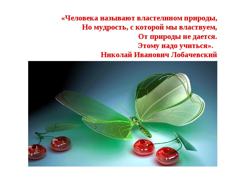 «Человека называют властелином природы, Но мудрость, с которой мы властвуем,...