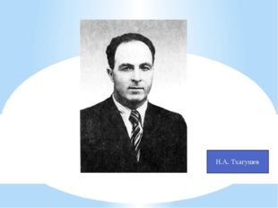 Н.А. Тхагушев