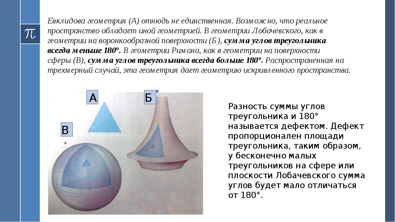 Что такое евклидова геометрия