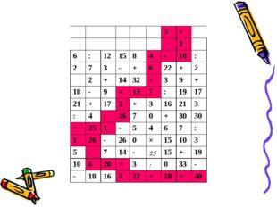 5× 2 6:121584-10: 273-+622+2 2+1432+39
