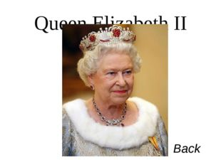 Famous people One of the famous British Prime Ministers. She was called «The