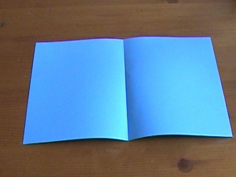 Открытки мужчине, как согнуть бумагу для открыток