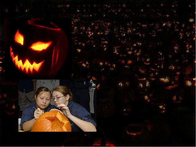Хэллоуин традиционно отмечается в ночь с 31 октября на 1 ноября. Сложилась т...