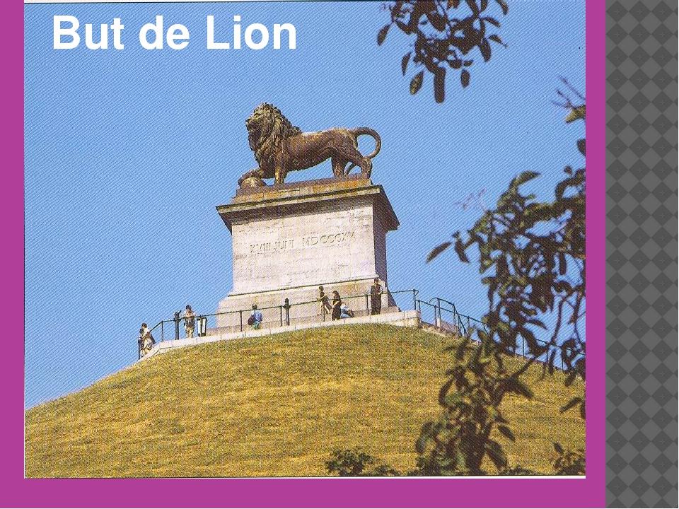 But de Lion