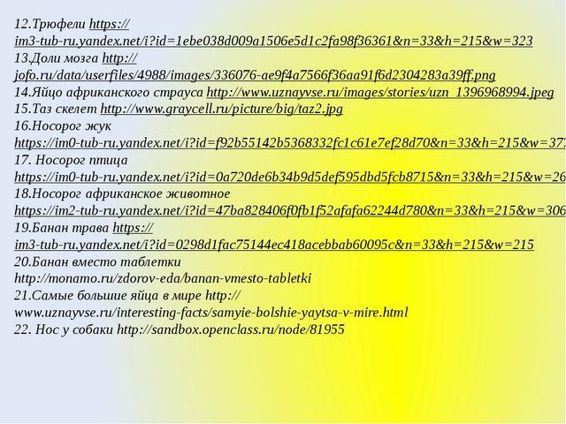 12.Трюфели https://im3-tub-ru.yandex.net/i?id=1ebe038d009a1506e5d1c2fa98f3636...