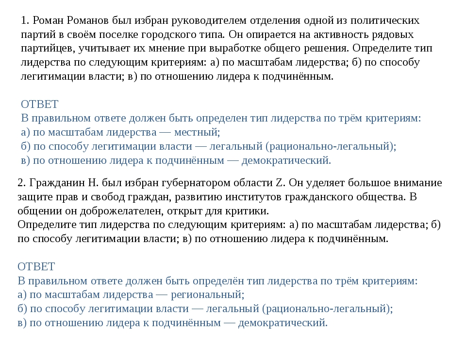 1. Роман Романов был избран руководителем отделения одной из политических пар...