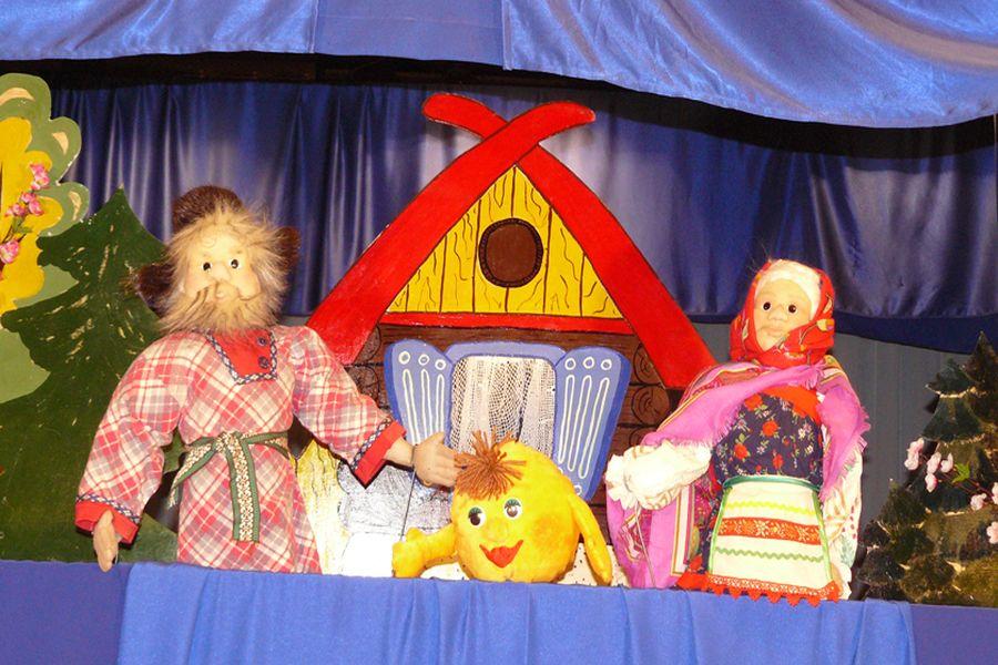 Сценарий для детской кукольной сказки