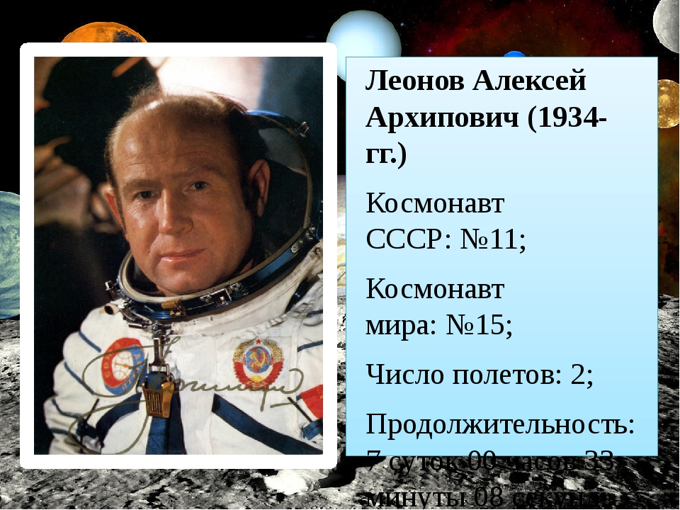 космонавты россии и ссср продолжается начала