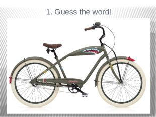 1. Guess the word!
