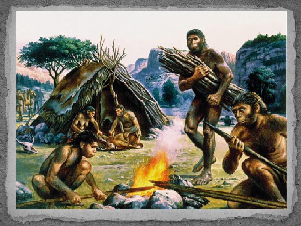 homo erectus pyro technology