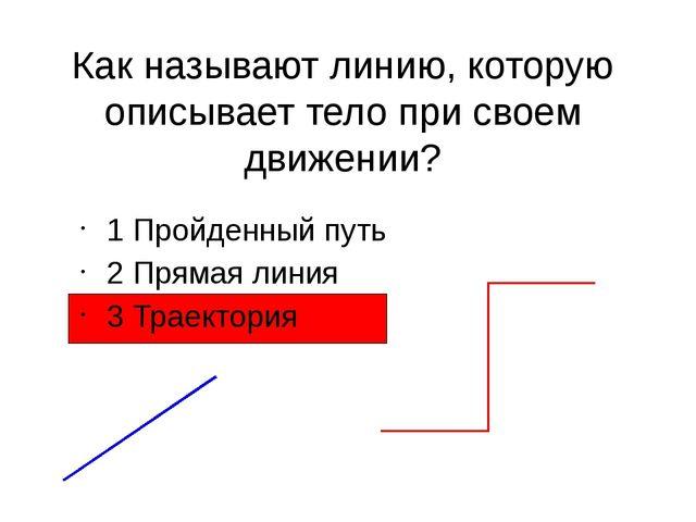 Какие тела движутся по криволинейной траектории? 1. Конец минутной стрелки ч...