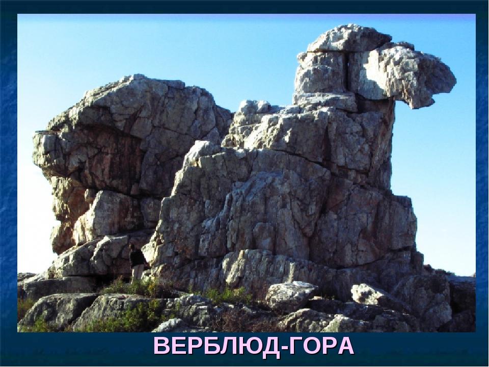 ВЕРБЛЮД-ГОРА
