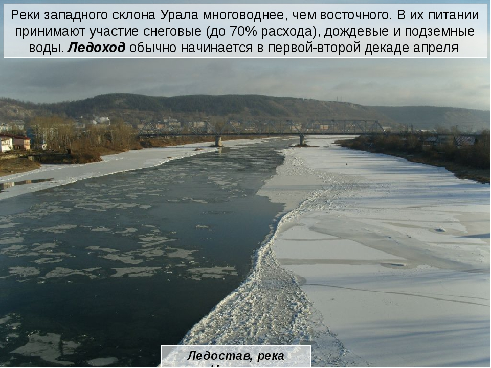Озер на Урале сравнительно мало и площади их небольшие. По происхождению котл...