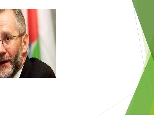 Президент МПК Филипп Крейвен Седьмого августа 2016 года президент МПК Филип...