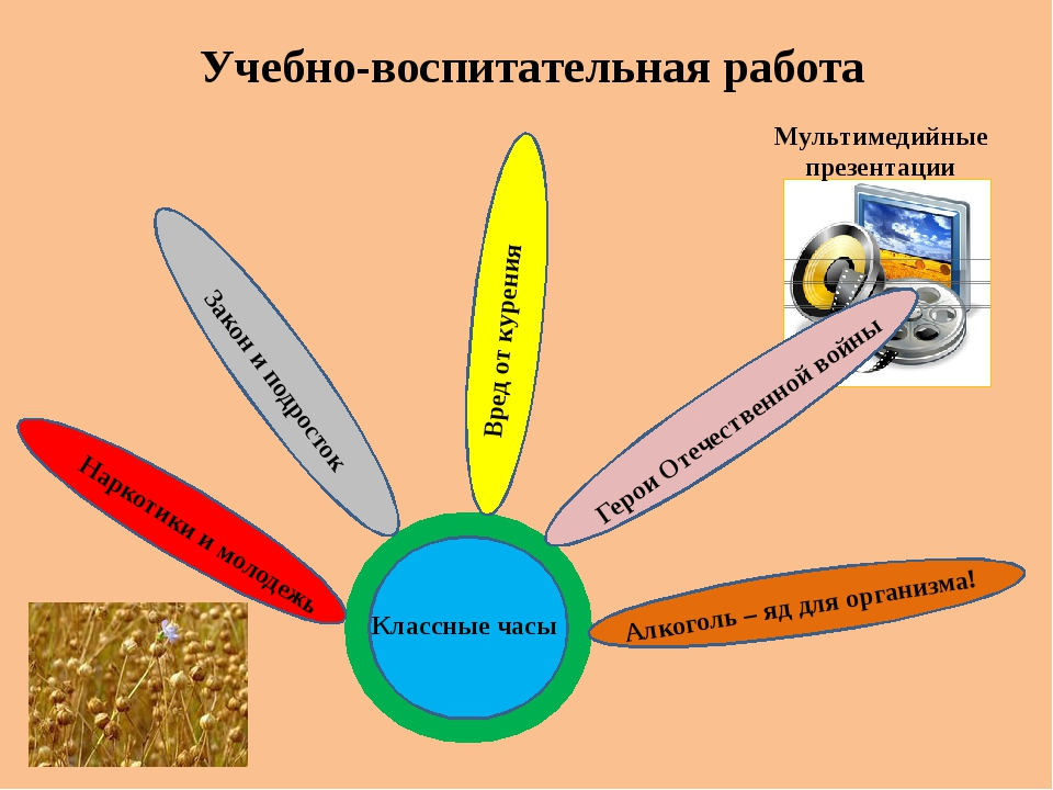 Учебно-воспитательная работа Классные часы Наркотики и молодежь Закон и подро...