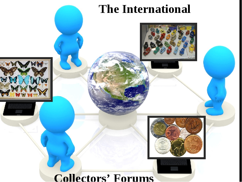 The International Collectors' Forums