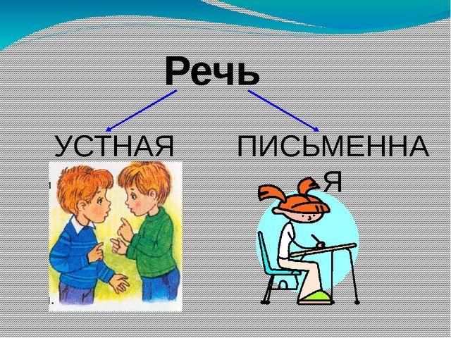 Картинки на устную речь