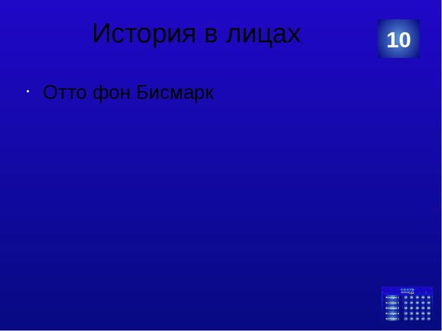 Даты Венский конгресс 10 Категория Ваш ответ