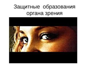 Защитные образования органа зрения
