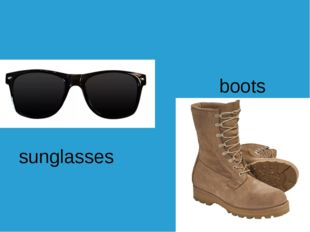 boots sunglasses