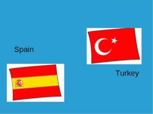 Spain Turkey
