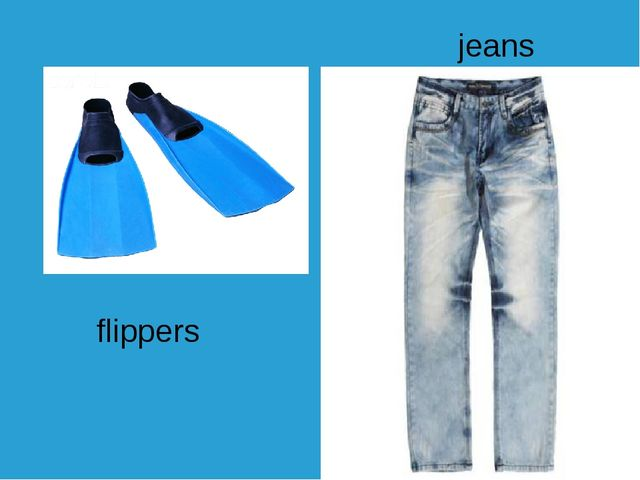 flippers jeans