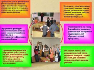 Провожу на уроках физминутки для повышения умственной работоспособности учащи