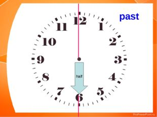 past half