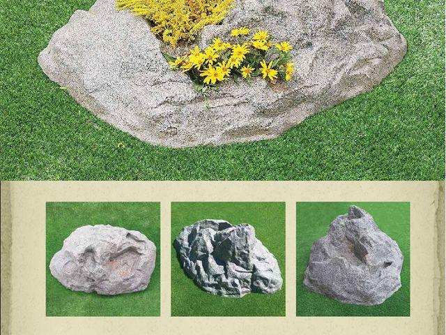 XL-03 КАМЕНЬ-КАШПО Размеры Д х Ш х В — 1600 х 1100 х 700 мм Камень с выемкой...