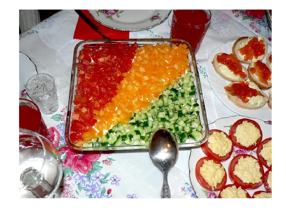 Вкусные оригинальные салаты на день рождения с и рецептами