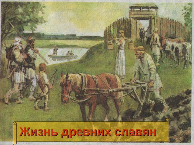 Жизнь древних славян