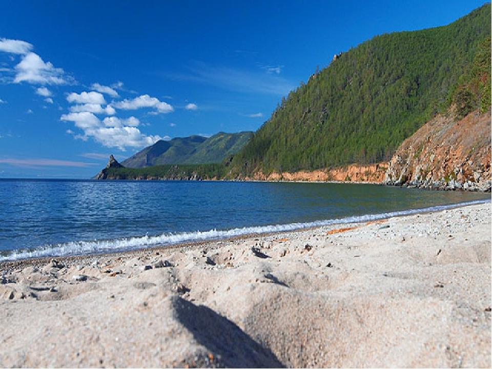 Байкал чудо-озеро