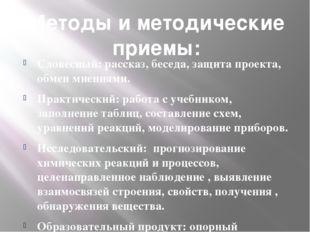 Демонстрации: Опыт Реактивы Оборудование Получение аммиака идоказатель- ствон