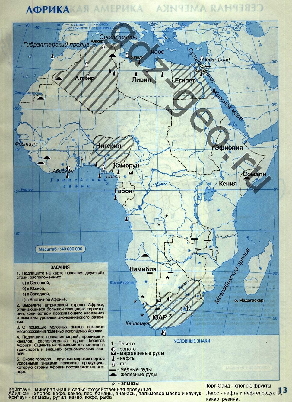 Реферат учащейся класса Суфиевой Салимы на тему Африка  hello html m460afc1b jpg