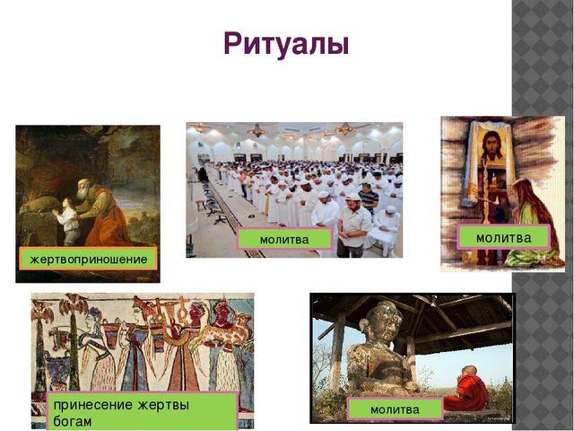 Ритуалы жертвоприношение молитва молитва принесение жертвы богам молитва моли...