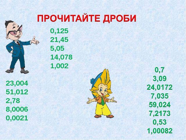 0,125 21,45 5,05 14,078 1,002 23,004 51,012 2,78 8,0006 0,0021